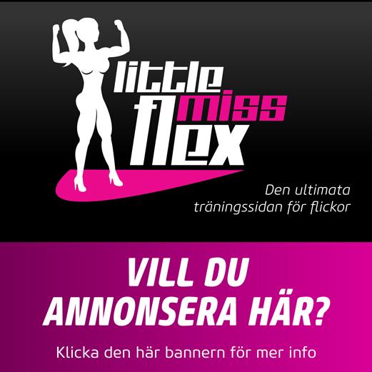 Klicka här för att läsa mer om annonsering på littlemissflex.com